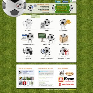 Stratford Youth Soccer Web Site